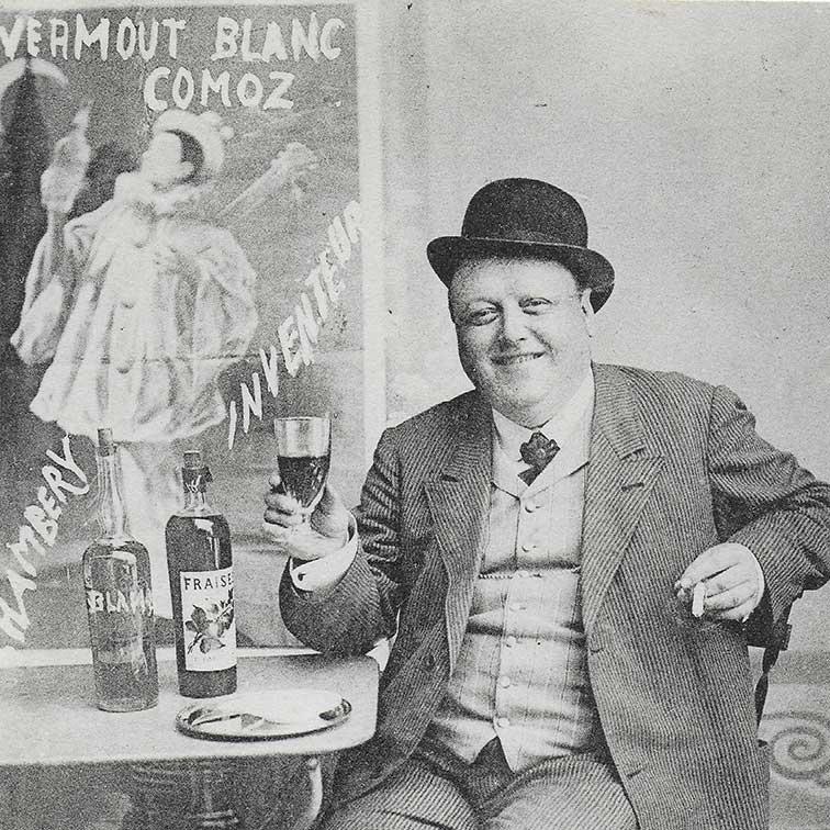 Comoz Blanc Vermouth de Chambéry